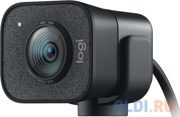 Фото - Камера Web Logitech StreamCam GRAPHITE черный USB3.1 с микрофоном веб камера web microsoft lifecam studio usb for business 5wh 00002 черный