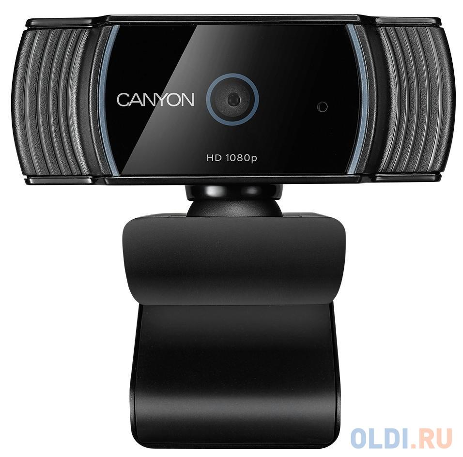 CANYON CNS-CWC5 веб - камера 1080P Full HD, 2.0 Мпикс