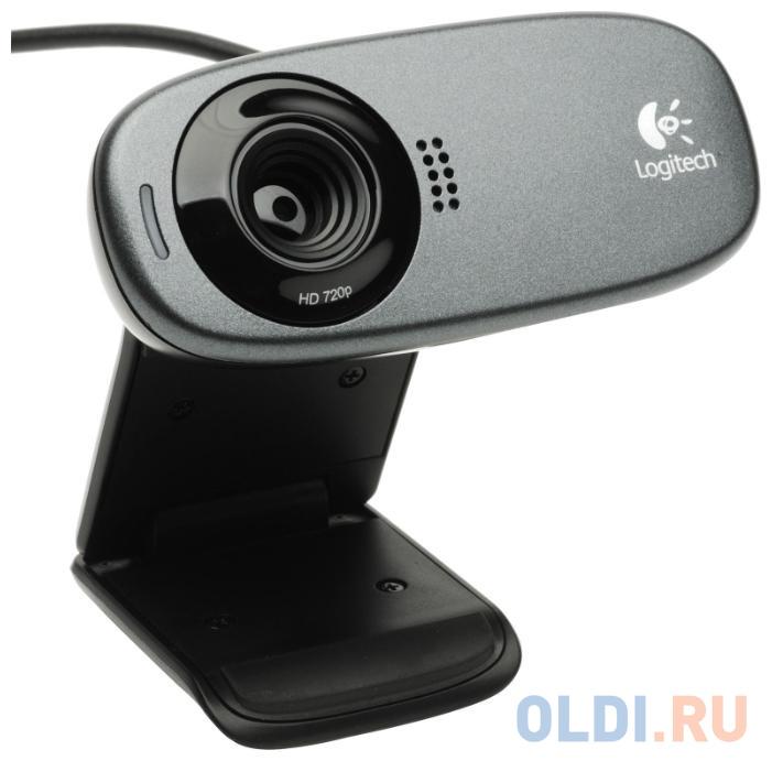 Камера интернет (960-001065) Logitech HD WebCam C310