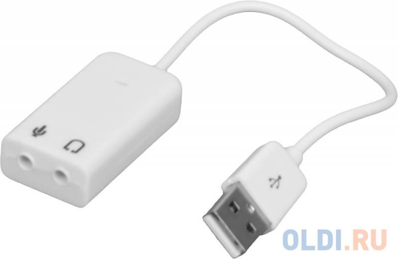 Звуковая карта USB C-media CM108/ASIA USB 8C TRAA71 2.0 channel Asia 8C