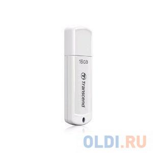 USB флешка Transcend JetFlash 370 16GB White (TS16GJF370)