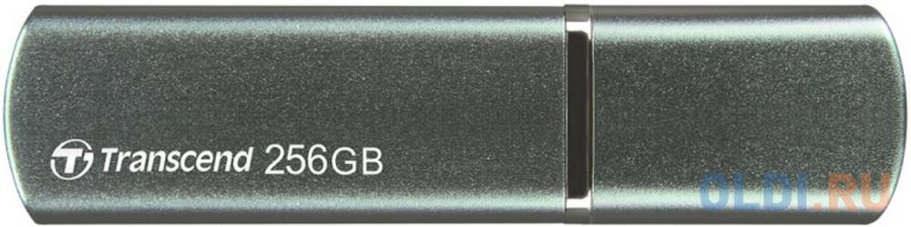 Флешка 256Gb Transcend Jetflash 910 USB 3.1 зеленый