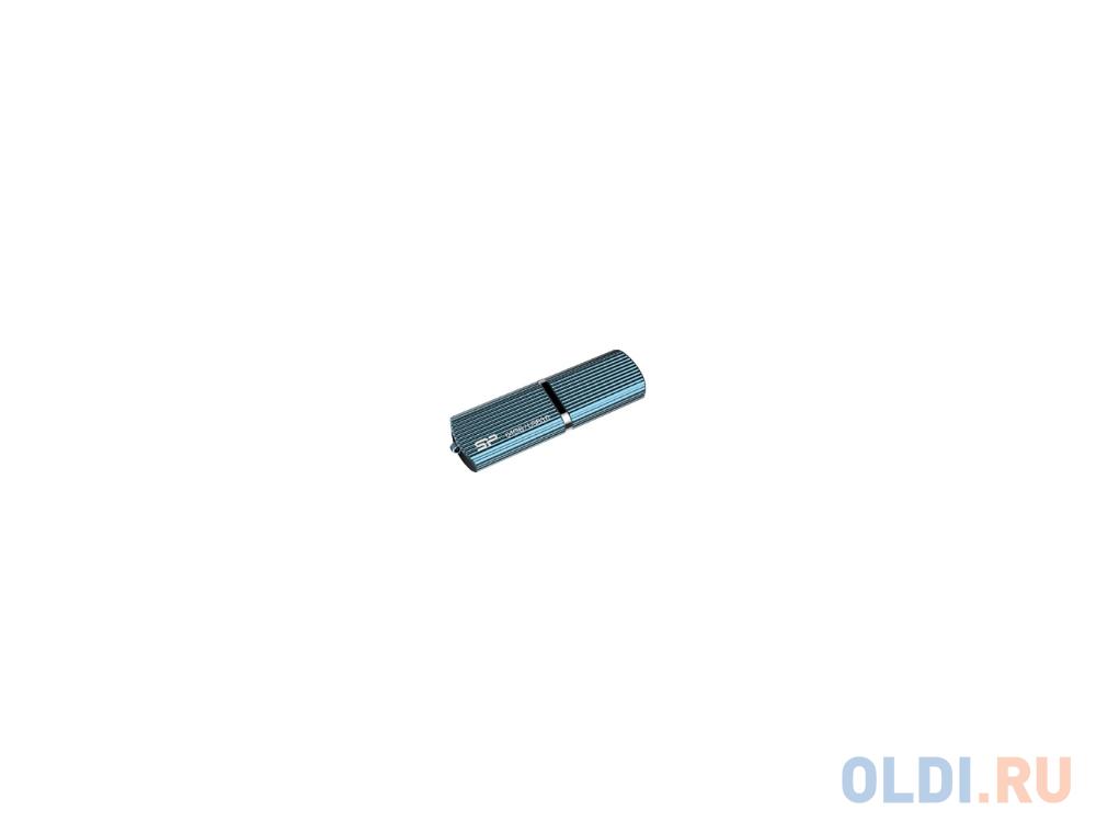 Флешка USB 64GB Silicon Power M50 SP064GBUF3M50V1B синий usb flash drive 64gb silicon power marvel m50 usb 3 0 blue sp064gbuf3m50v1b