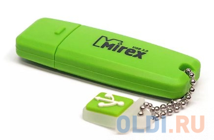 Флешка 32Gb Mirex Chromatic USB 3.0 зеленый
