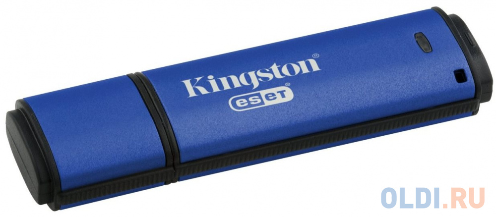 Флешка 32Gb Kingston DTVP30/32GB USB 3.0 синий