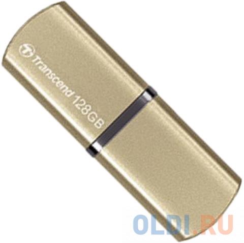 Флешка 128Gb Transcend JetFlash 820 USB 3.1 золотистый
