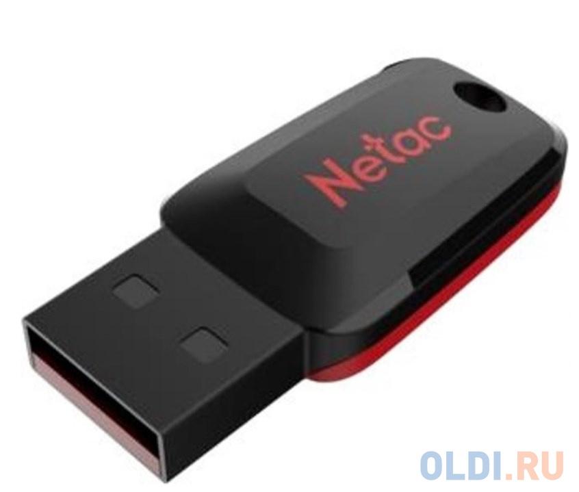Флешка 8Gb Netac U197 USB 2.0 черный