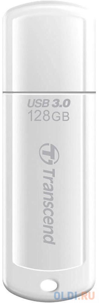 Флешка USB 128Gb Transcend Jetflash 730 TS128GJF730 белый