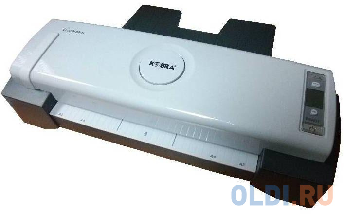 Ламинатор Kobra Queenlam 250 LUX3 A3 (50-250мкм) 31см/мин (6вал.) лам.фото.