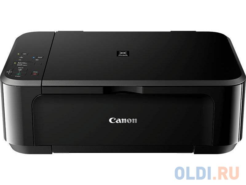 МФУ Canon PIXMA MG3640S Black (струйный, принтер, сканер, копир) замена MG3640
