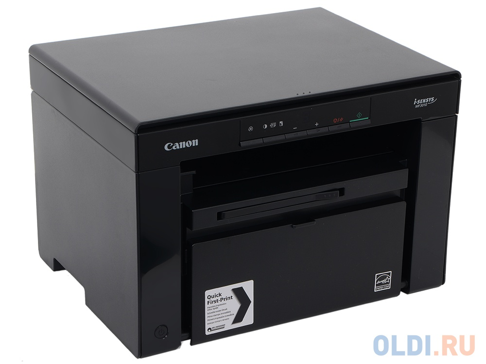МФУ Canon I-SENSYS MF3010 (копир-принтер-сканер, A4)