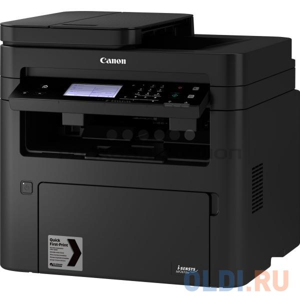 МФУ лазерный Canon i-Sensys MF267dw (2925C038) A4 Duplex WiFi