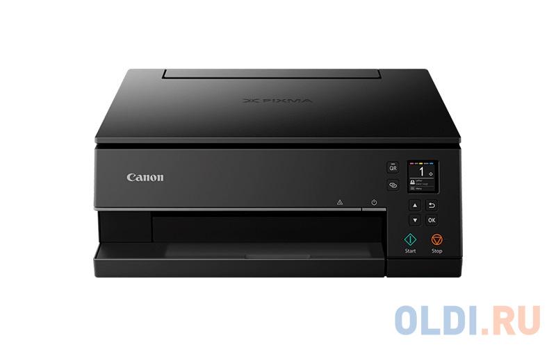 МФУ Canon PIXMA TS6340 black (струйный, принтер, сканер, копир, 4800dpi, Bluetooth, WiFi, AirPrint, duplex, дисплей) замена TS6240