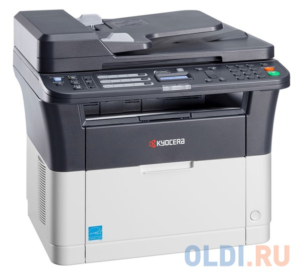 МФУ Kyocera FS-1025MFP (копир, принтер, сканер, ADF, duplex, 25 ppm, A4)