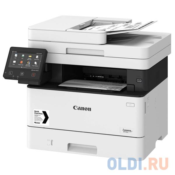 МФУ Canon i-Sensys MF446x черно-белый/лазерный