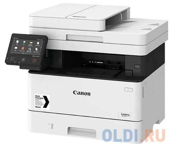 МФУ Canon I-SENSYS MF446x (копир-принтер-сканер 38стр./мин., DADF, Duplex, LAN, Wi-Fi, A4.) - замена MF428x