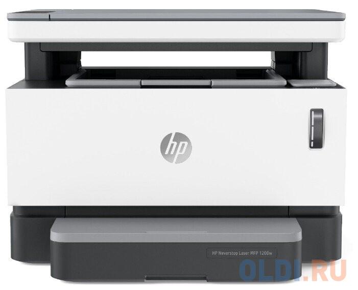 МФУ лазерный HP Neverstop Laser MFP 1200w (4RY26A)