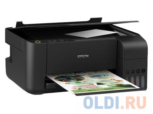 МФУ Epson L3100 цветной/струйный