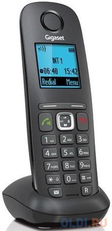 Фото - Радиотелефон DECT Gigaset A540H черный радиотелефон dect gigaset a415 черный