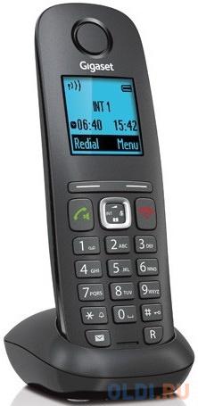 Радиотелефон DECT Gigaset A540H черный