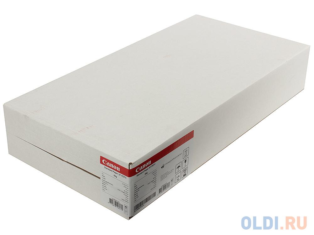 Бумага Canon Standart Paper 610ммх50м 90г/м2 1570B007.