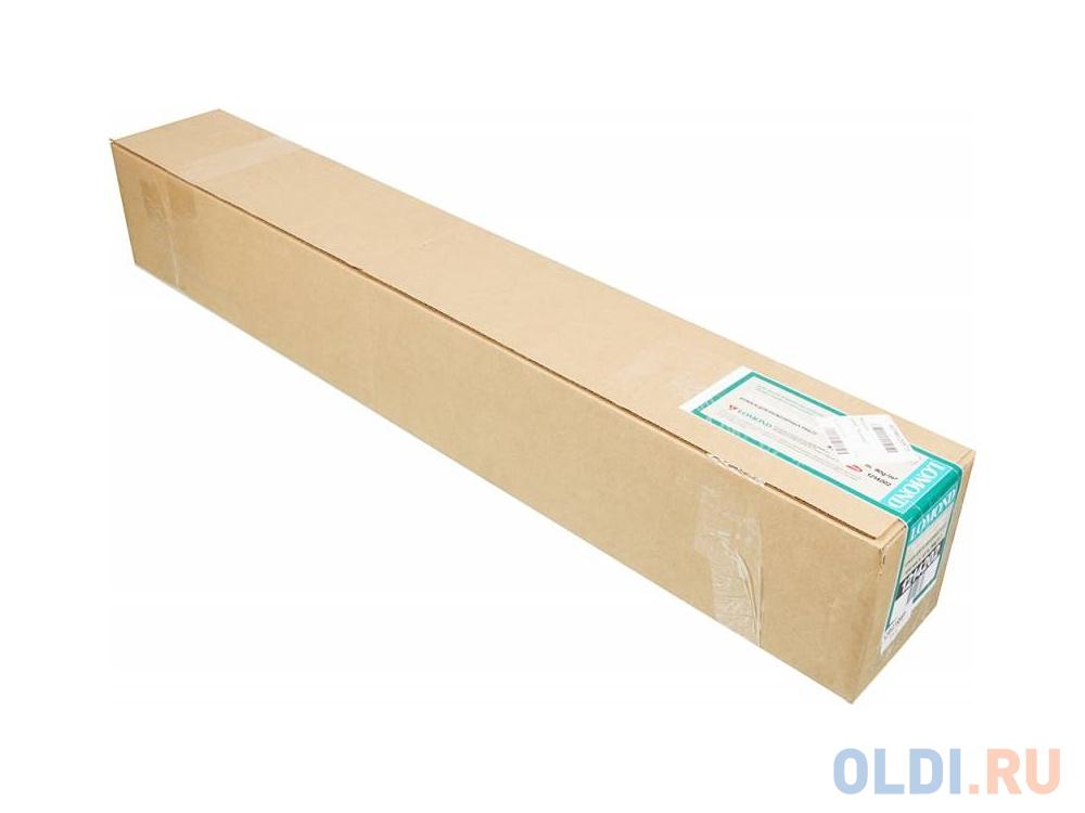 Бумага инженерная Lomond 80г/м2 914мм х 45м матовая Премиум 1214202 бумага для плоттера lomond 180г м2 1067мм х 30м х 50 матовая 1202093