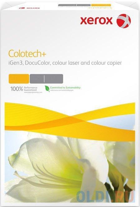 Фото - Бумага Xerox Colotech Plus Gloss Coated A4 210г/м2 250л глянцевая 003R90345 xerox colotech plus gloss coated a4 003r90345