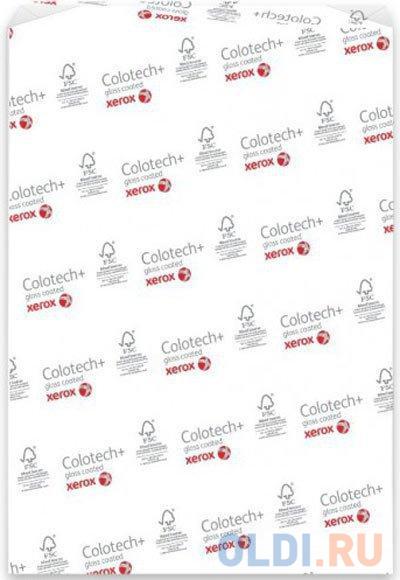 Фото - Бумага Xerox ColotechGloss Coated SRA3 170г/м2 500л глянцевая 003R90344 xerox colotech plus gloss coated a4 003r90345