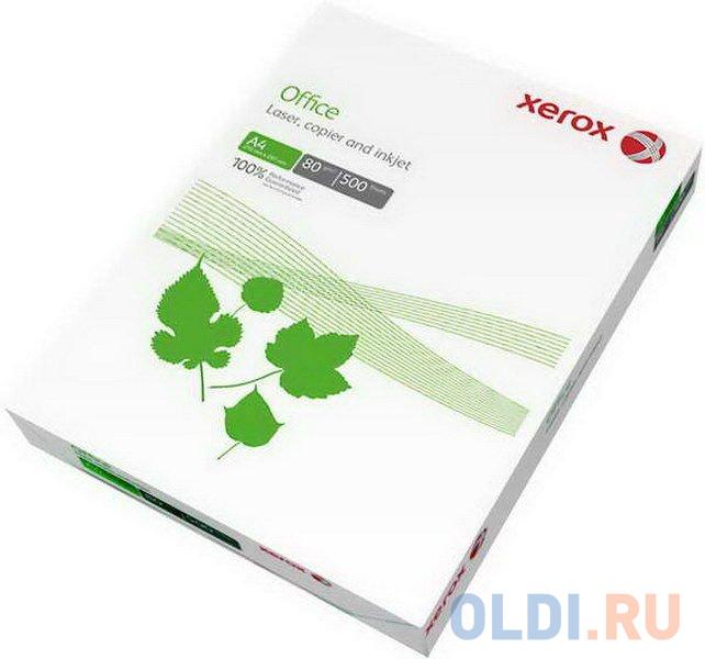 Бумага Xerox Office А3 80 г/кв.м 500л 421L91821 бумага xerox business а3 80 г кв м пачка 500л 003r91821