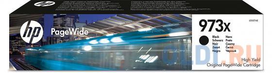 Фото - Картридж HP 973X для PageWide Pro 452/477 черный L0S07AE картридж hp 981y l0r16a для pagewide 586 556 черный