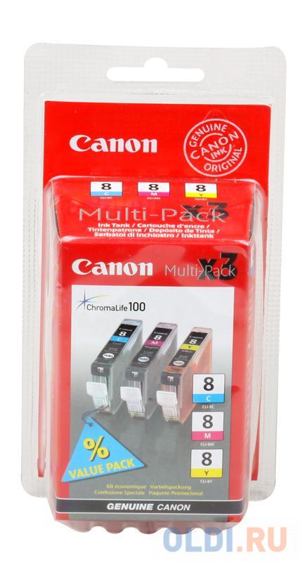 Картридж Canon — 700стр Многоцветный