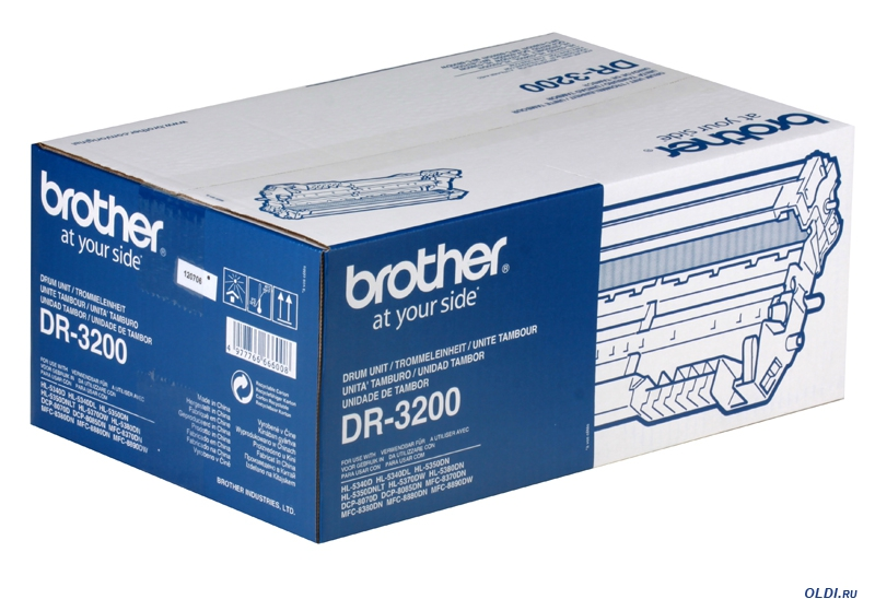 Фотобарабан Brother DR3200 brother dr3200