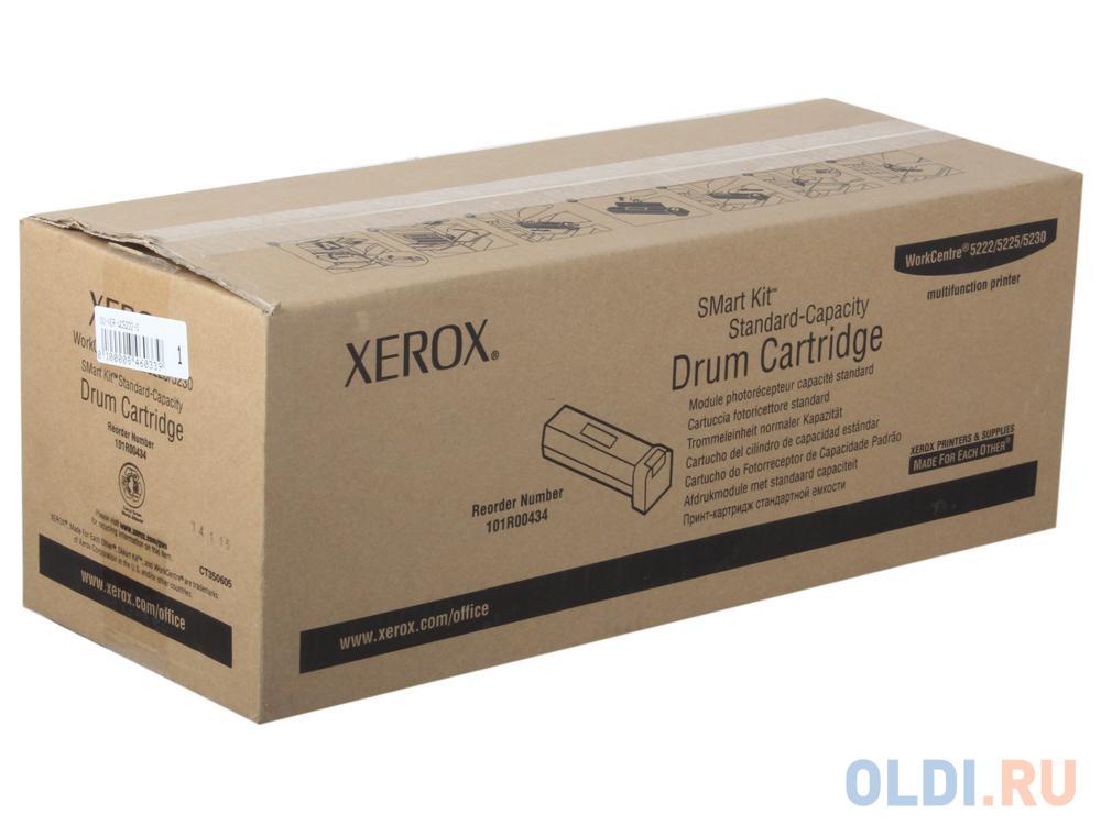 Фото - Фотобарабан Xerox 101R00434 для WC 5222/5225/5230. Чёрный. 50000 страниц. фотобарабан xerox 101r00434 для wc 5230 5222
