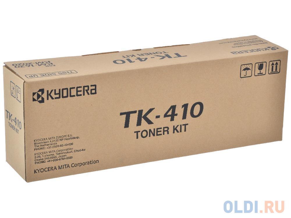 Картридж Kyocera Mita TK-410 TK-410 TK-410 14000стр Черный