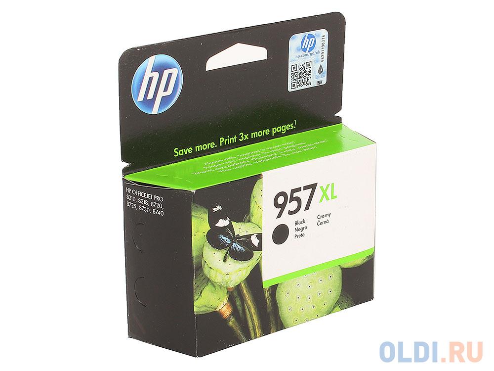 Картридж HP 957XL L0R40AE черный (black) 3000 страниц фото