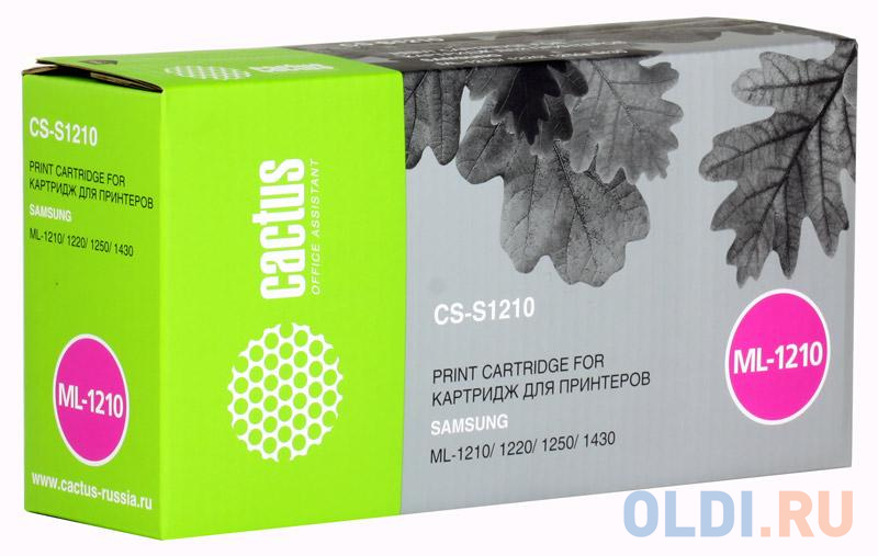 Картридж Cactus CS-S1210 2500стр —