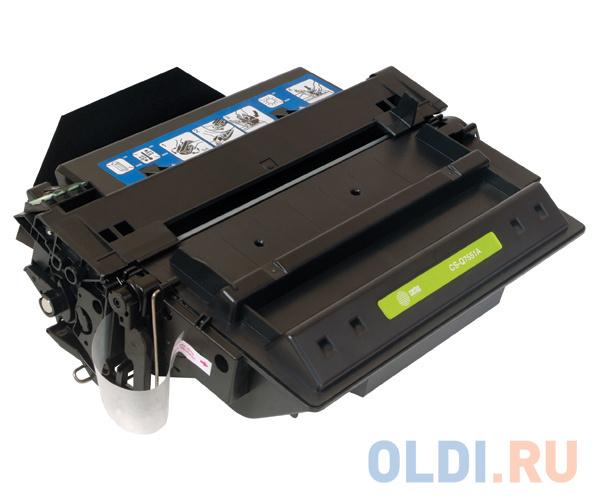 Картридж Cactus CS-Q7551A для принтеров HP Laser Jet P3005/ M3027 mfp/ M3035 mfp. 6500 стр. картридж hp q7551a для hp lj p3005 m3035 m3027 черный