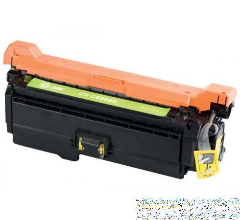 Картридж Cactus CS-CE262AR для HP LJ CP4025/CP4525/CM4540 желтый 11000стр картридж лазерный cactus cs ce263av пурпурный 11000стр для hp lj cp4025 cp4525