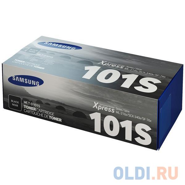 Картридж Samsung (HP) MLT-D101S для ML-2160/ML-2165/ML-2167/ML-2168/ML-2165W/ML-2168W/SCX-3400/SCX-3400F/SCX-3405/SCX-3405F/SCX-3405W/SCX-3405FW/SCX-3