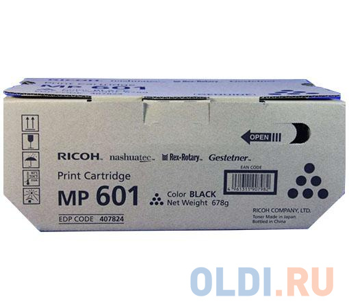 Тонер Ricoh MP 601 для Ricoh SP 5300DN SP 5310DN MP 501 MP 601 25000стр 407824