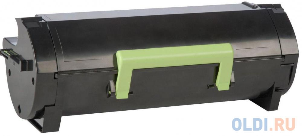 Тонер-картридж Lexmark 52D5H0E для MS810/MS811/MS812 черный 25000стр