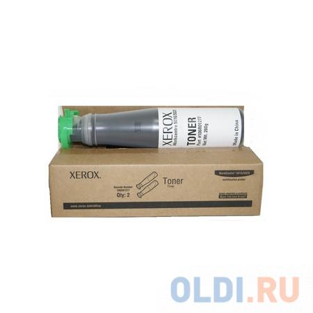 Картридж лазерный для Xerox WorkCentre 5016/5020, 2 тубы по 6300 стр.