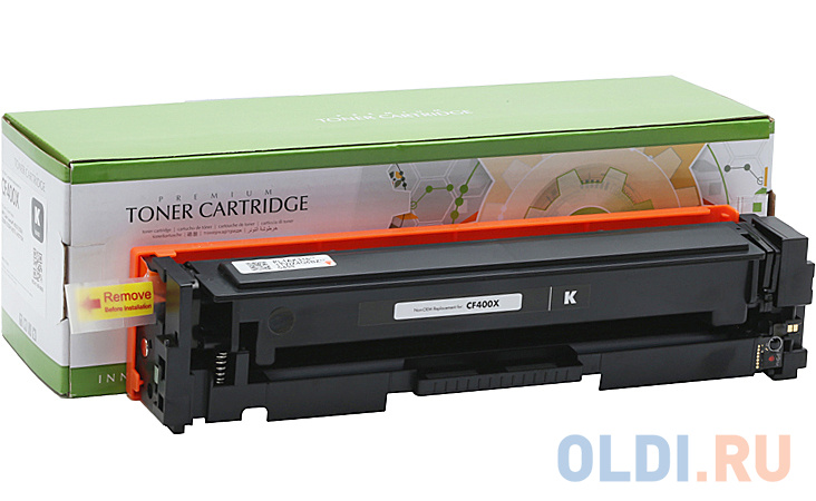 Картридж Static Control CF400X для HP Color LaserJet m252 Color LaserJet 252n Color LaserJet 252dn Color LaserJet 252dw Color LaserJet m277n Color LaserJet m277dw 2800стр Черный hp color laserjet c8561a blue