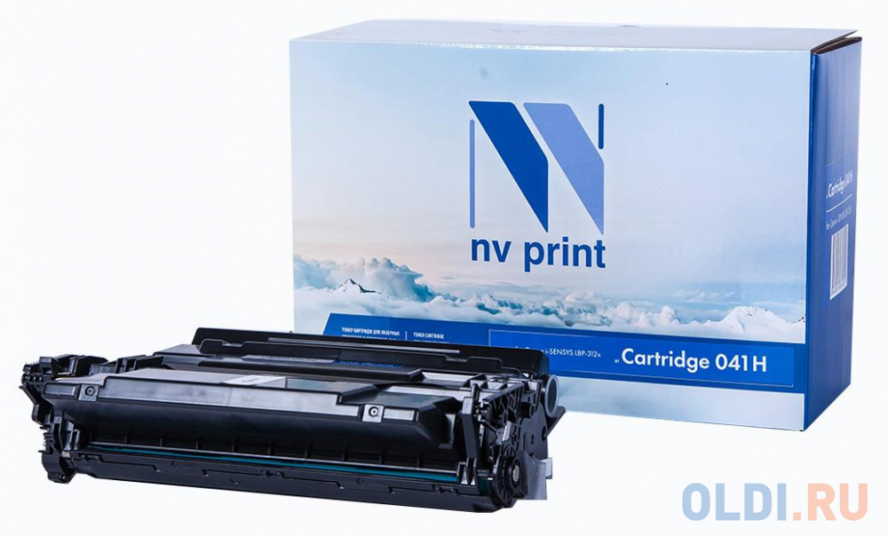 Картридж NV-Print NV-041H 20000стр Черный