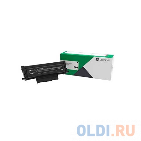 Картридж Lexmark Картридж с черным тонером высокой емкости 3000 стр. для B2236dw, MB2236adw (в рамках программы возврата картриджей)