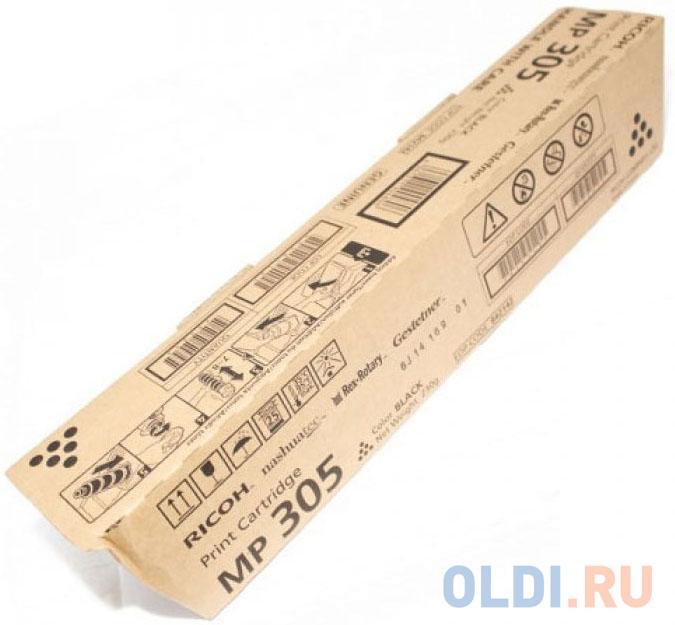 Тонер Ricoh MP 305+ для Ricoh MP 305 черный 842142