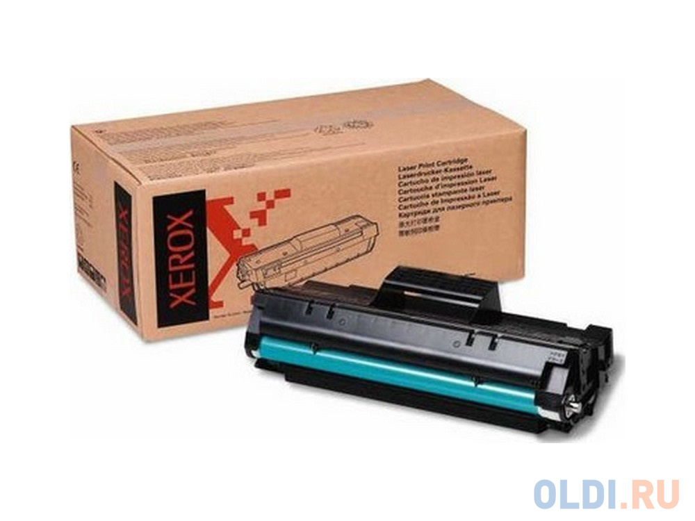 Тонер-картридж Xerox 106R01410 для WCP 4250/4260 черный 25000стр