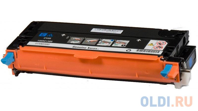 Картридж Xerox 106R01400 106R01400 106R01400 для Xerox Phaser 6280 5900стр Голубой картридж xerox 106r01401 для phaser 6280 пурпурный 5900стр