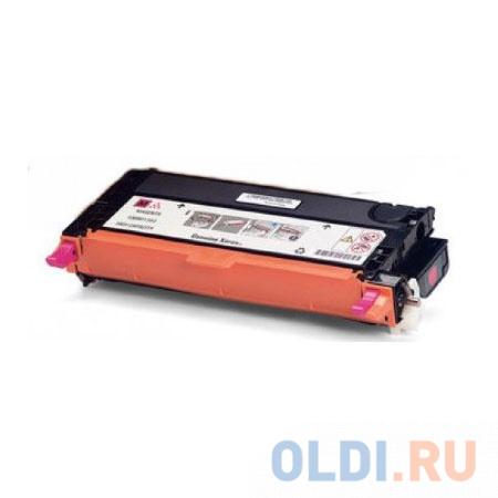 Картридж Xerox 106R01401 106R01401 для Xerox Phaser 6280 5900стр Пурпурный картридж xerox 106r01401 для phaser 6280 пурпурный 5900стр