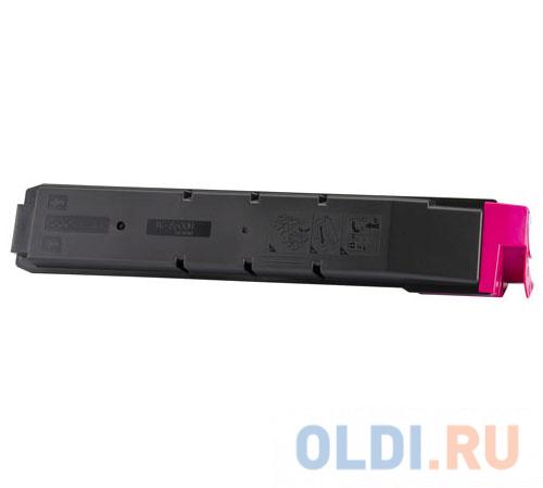 Картридж Kyocera TK-8600М для FSC8600DN C8650DN пурпурный 20000стр фото